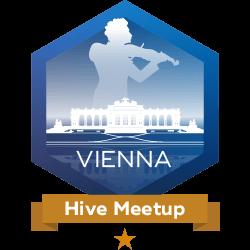 Viennese Hivebuzz badge